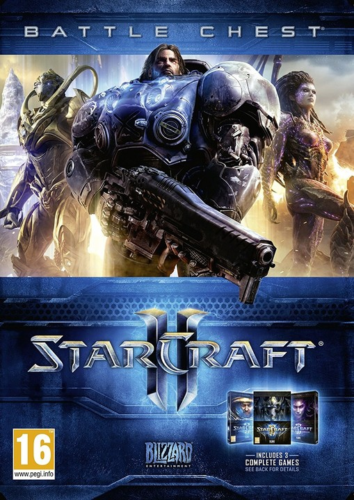 StarCraft II - Battlechest 2.0 (PC)