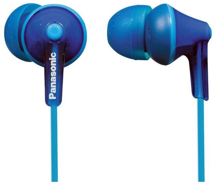 Panasonic RP-HJE125E-A, modrá