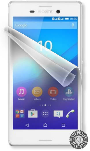 Screenshield fólie na displej pro Sony Xperia M4