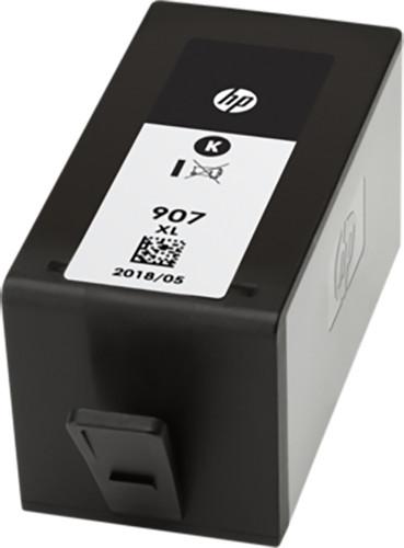 HP T6M19AE, náplň č.907 XL, černá