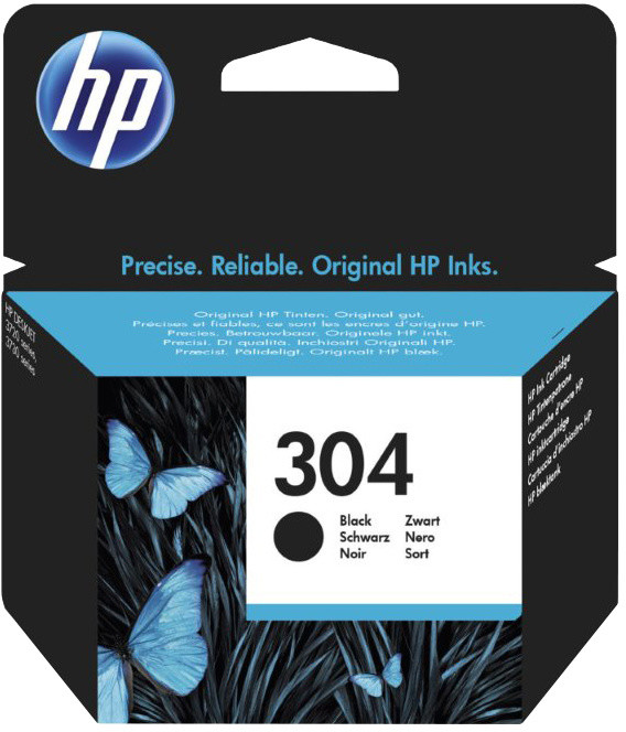 HP N9K05AE, černá, č. 304