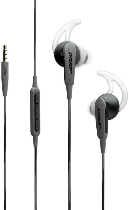 Bose SoundSport, Android, černá