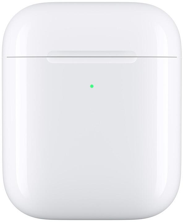 Apple AirPods bezdrátové nabíjecí pouzdro