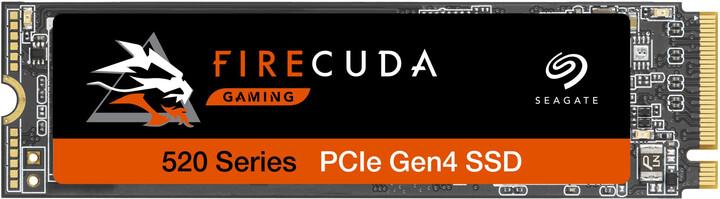 Seagate FireCuda 520, M.2 - 500GB