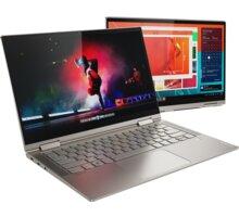 Lenovo Yoga C740-14IML, béžová + dotykové pero - 81TC00ADCK