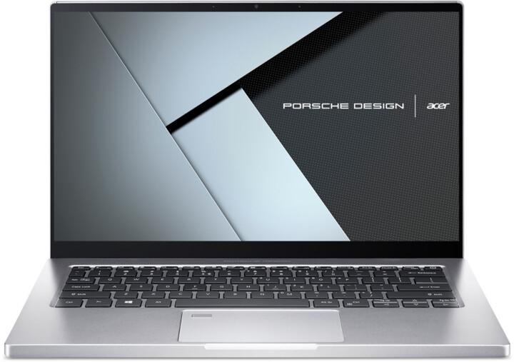 Porsche Design Acer Book RS (AP714-51GT-747M), stříbrná