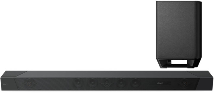 Sony HT-ST5000, 7.1.2, černá