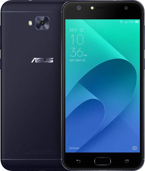 ASUS ZenFone 4 Selfie ZD553KL-5A026WW, 4GB/64GB, černá