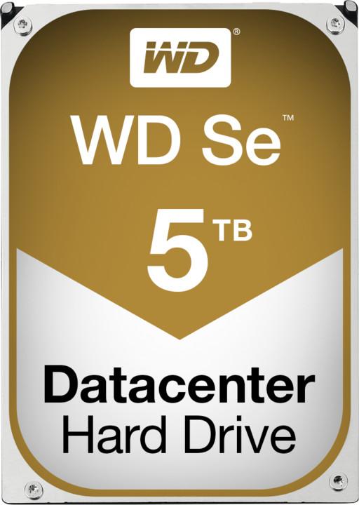 WD SE Raid edition - 5TB