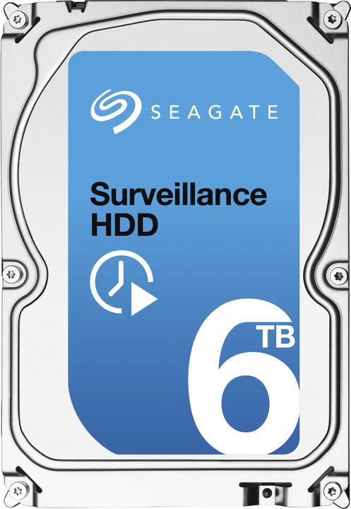 Seagate Surveillance - 6TB
