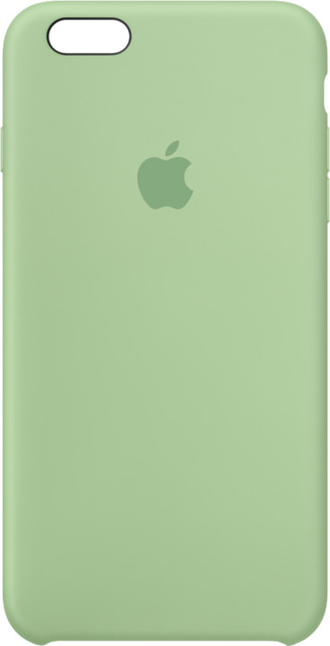 Apple iPhone 6s Plus Silicone Case, Mint