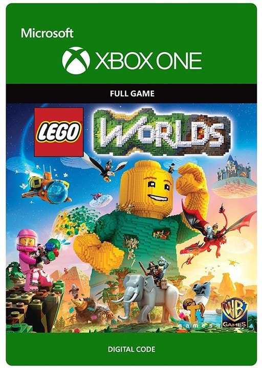 LEGO Worlds (Xbox ONE) - elektronicky