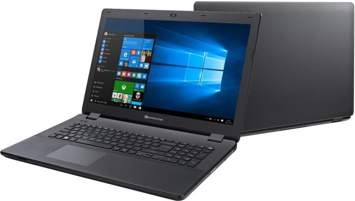 Packard Bell EasyNote LG (ENLG81BA-C5RD), černá