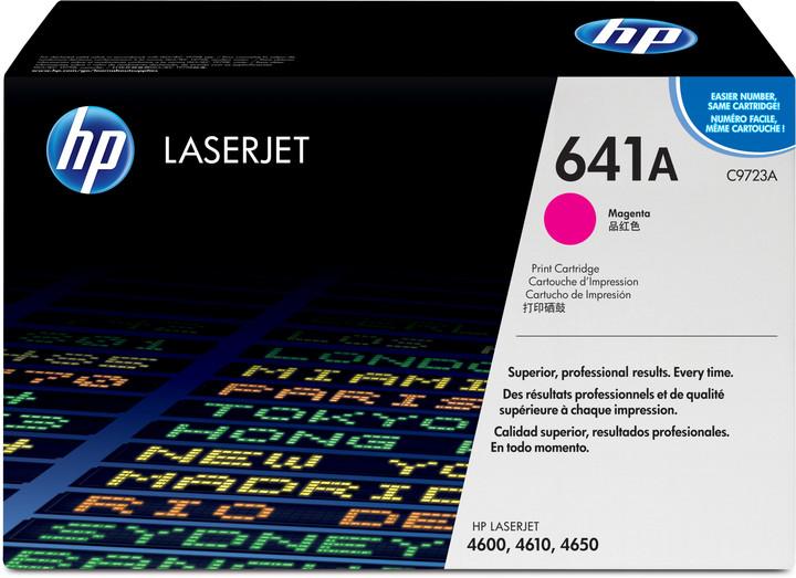 HP C9723A, magenta