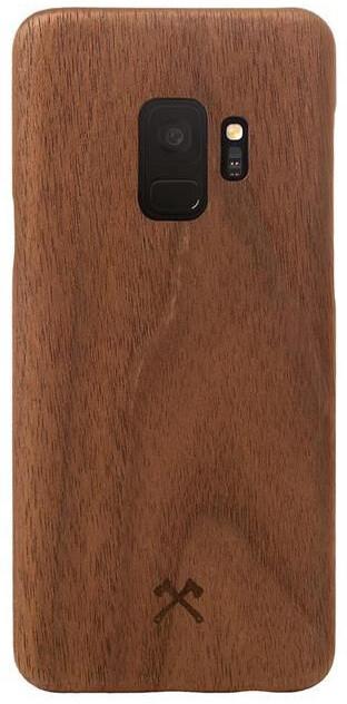 Woodcessories ochranný kryt Slim pro Samsung S10+, Walnut
