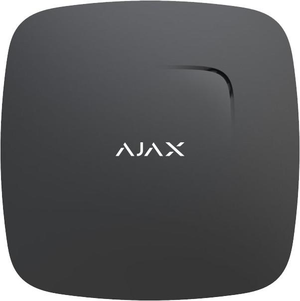 BEDO AJAX FireProtect - Bezdrátový detektor kouře, černá