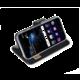CELLY Air ultra tenké pouzdro typu kniha pro Huawei P10 Plus, PU kůže, černé