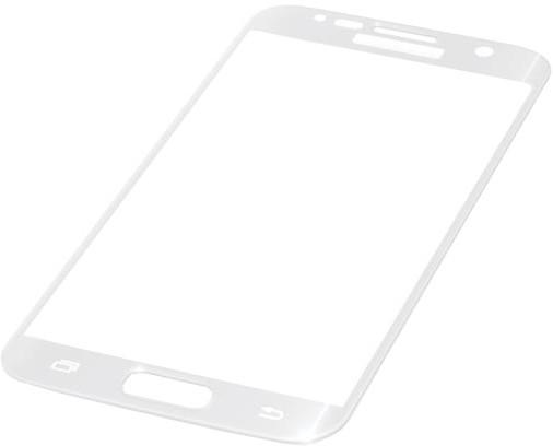 Forever tvrzené sklo 2,5D na displej pro Samsung Galaxy A7 2016, bílá