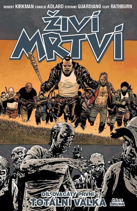 Komiks Živí mrtví: Totální válka 2, 21.díl