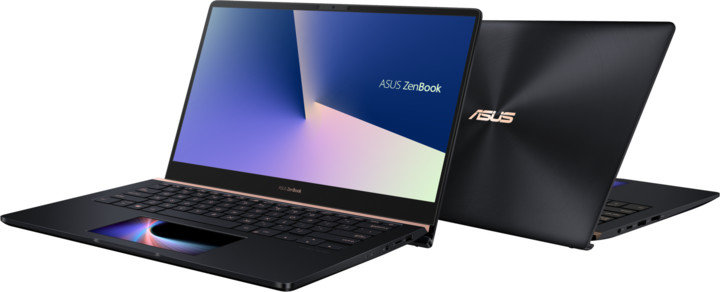 ASUS ZenBook Pro UX480FD, Deep Dive Blue