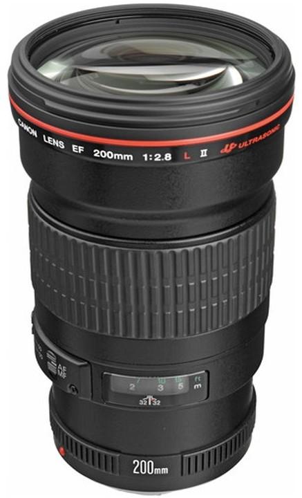 Canon EF 200mm f/2.8 II USM