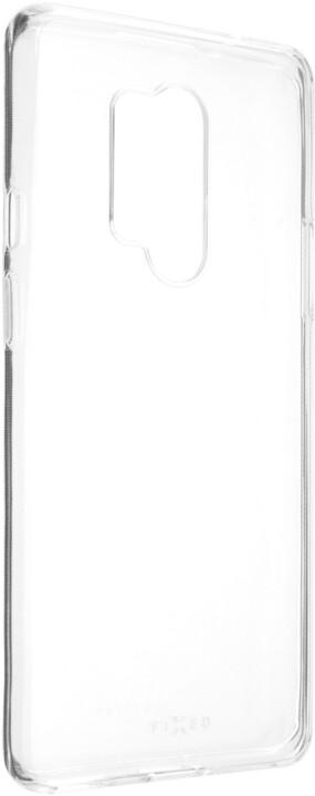 FIXED TPU gelové pouzdro pro OnePlus 8 Pro, čirá