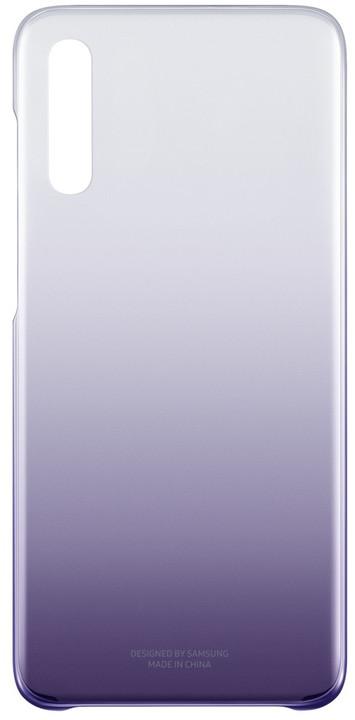 Samsung GradationCover Galaxy A70, fialová