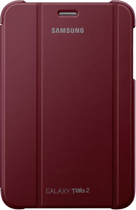 Samsung pouzdro EFC-1G5SRE pro Galaxy Tab 2, 7.0 (P3100/P3110), červená