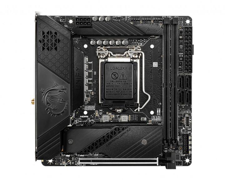 MSI MEG Z590I UNIFY - Intel Z590