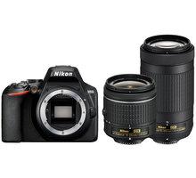 Nikon D3500 + 18-55mm VR + 70-300mm VR