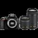 Nikon D3500 + 18-55mm VR + 70-300mm VR  + Powerbanka EnerGEEK v hodnotě 499 Kč