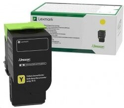 Lexmark C2320Y0, žlutá