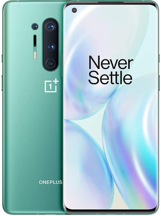 OnePlus 8 Pro, 8GB/128GB, Glacial Green