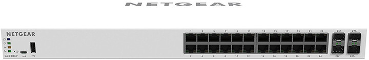 NETGEAR Insight GC728XP Smart Cloud Switch