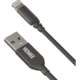 YENKEE YCU 611 USB / lightning 1m, černý