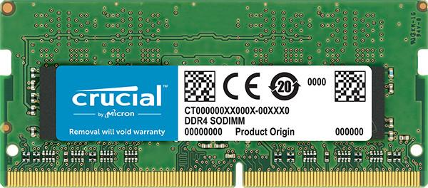 Crucial 16GB DDR4 2400 SO-DIMM