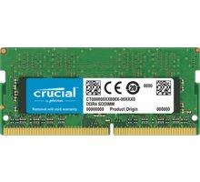 Crucial 16GB DDR4 2400 SO-DIMM CL 17 - CT16G4SFD824A