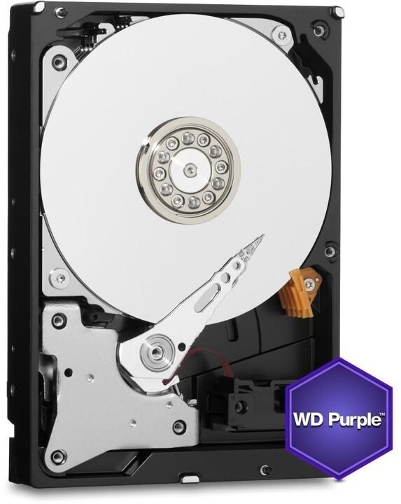 WD WD82PURZ Purple - 8TB