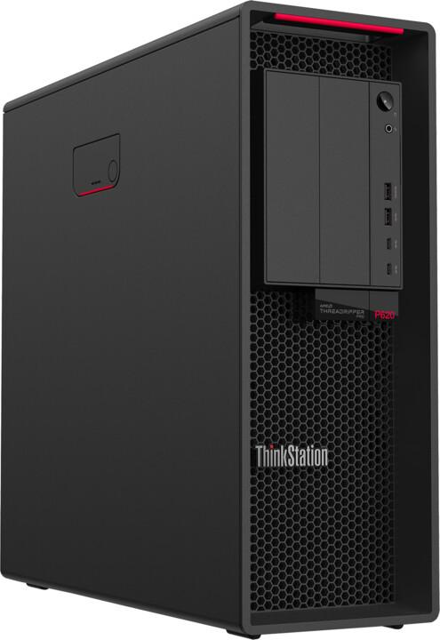 Lenovo ThinkStation P620, černá