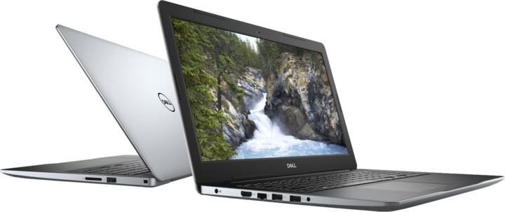 Dell Inspiron 15 (3583), stříbrná