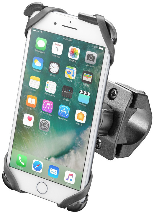 CellularLine Interphone MOTO CRADLE držák pro Apple iPhone 6 Plus/6S Plus/7 Plus/8 Plus