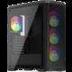 SilentiumPC Ventum VT4V Evo TG ARGB, okno, černá