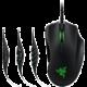 Razer Naga Trinity, černá  + Podložka pod myš CZC G-Vision Dark, L v ceně 250 Kč