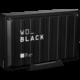 WD_BLACK D10 - 8TB, černá