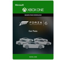 Forza Motorsport 6 - Car Pass