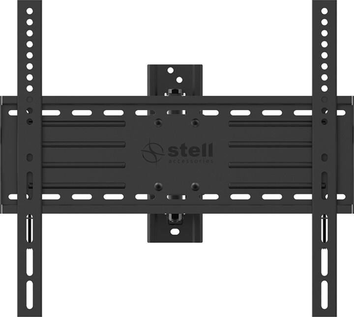 Stell SHO 3600 mk2 SLIM výsvuný držák TV, černá