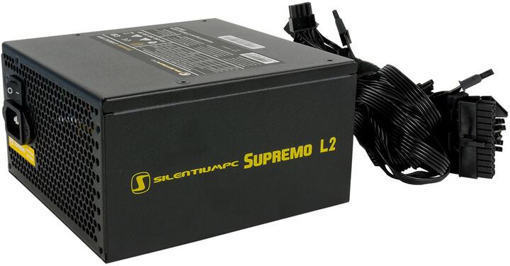 SilentiumPC Supremo L2 Gold - 550W