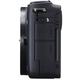 Canon EOS M10, tělo, černá