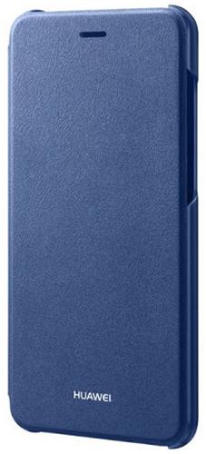 Huawei Original flipové pouzdro pro P9 Lite 2017, modrá