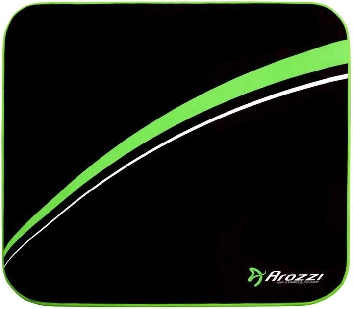 Arozzi Chair mat, černá/zelená